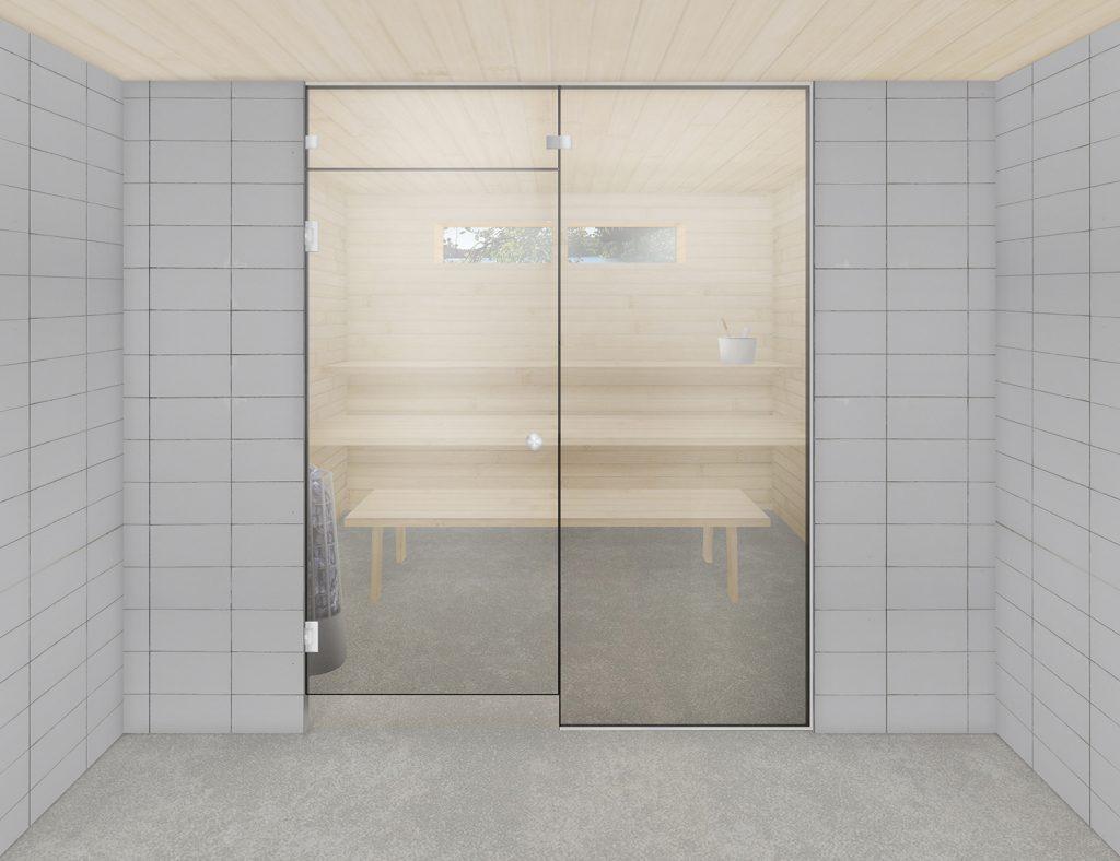 Spa Sauna 12