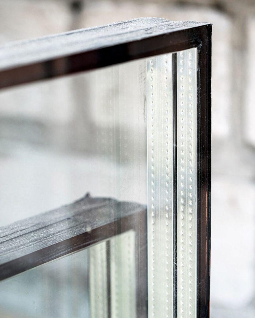 Ikkunan korjaus