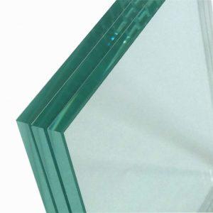 Laminoitu, luodinkestävä lasi 8mm
