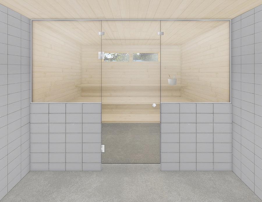 Spa Sauna 8