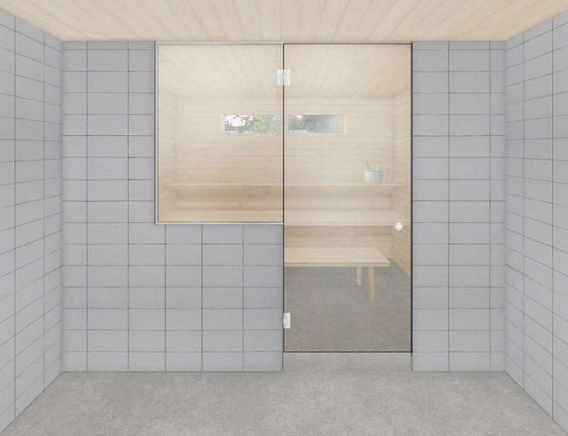 Spa Sauna 3